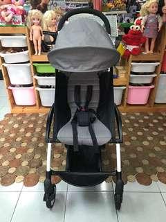 Yoya stroller -grey