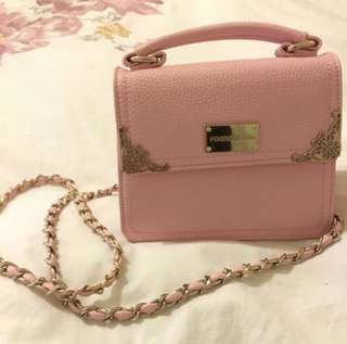 Forever New Pink Bag