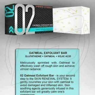 Oatmeal Exfoliant Bar Soap 02