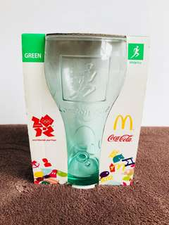 Limited Edition CocaCola Glass