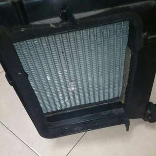 Cooling coil set blower aircond mivec ck