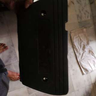 Honda Civic fd 2 engine cover