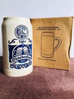 Limited Edition Oktoberfest Beer Mug
