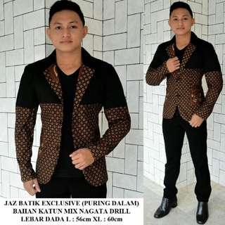 Jazz Batik Production