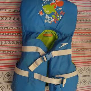 Speedo lifevest