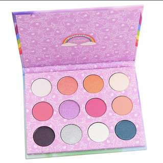 [INSTOCK BNIB💓] Colourpop my little pony collection MLP eyeshadow palette