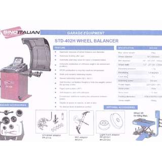 SINO ITALIAN Wheel Balancer
