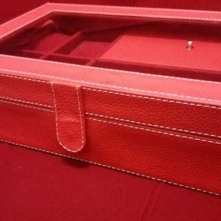 Simple jewellery box (kotak perhiasan)