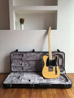Fender American Pro Telecaster Butterscotch