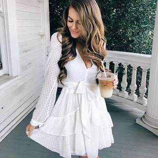 Showpo White Dress