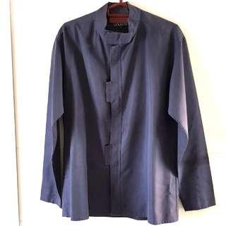 Very unique men shirt/jacket haute designer brand