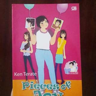 Novel Teenlit 4