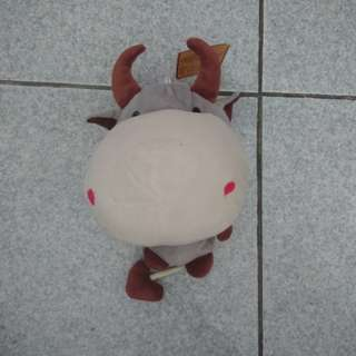 Carabao Stuffed Toy