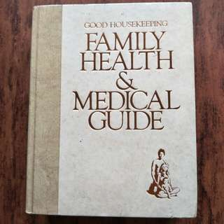 Family Health & Medical Guide 928 pages