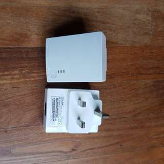 TP-link AV500 power line range extender (price negotiable)