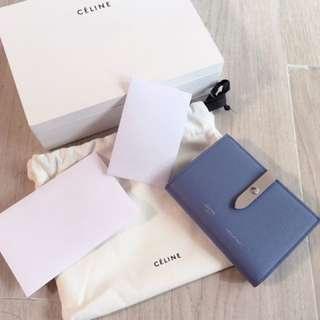 Celine straps wallet 銀包 長銀包