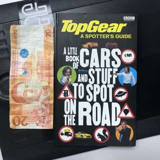 top gear - a spotter's guide car minibook