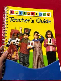 Letterland teacher's guide