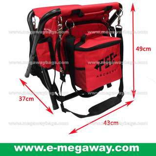 #Fishing #Camping #Camper #Hiking #Hiker #Black #Portable #Chair  #Backpack #Cooler #Folding #Lighted #Weight #Easy #Carry #Travel #Outing #Field #Study #Must-Have #Picnic @MegawayBags #Megaway #MegawayBags  #CC-1552-71702S-Red #釣魚椅 #露營椅 #野餐椅子 #摺椅子 #旅行必備