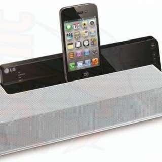 LG Docking Speaker ND4520