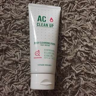 etude house cleanser