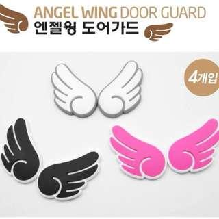 韓國入口 , 天使翼防撞貼