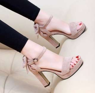 Thick Heels (2 Colors many sizes)