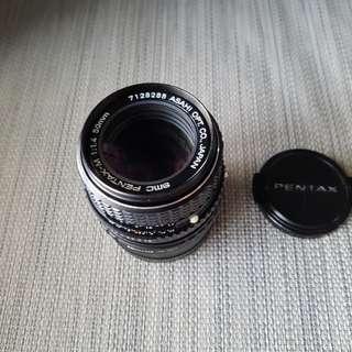 Pentax M 50mm F1.4 Mint