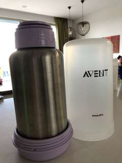 Philips Avent Travel Bottle Warmer
