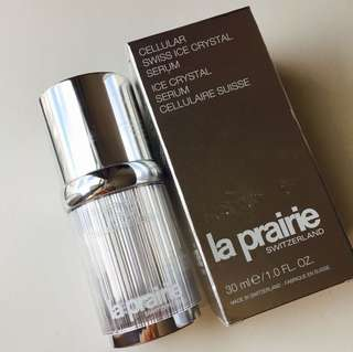la prairie Cellular Swiss Ice Crystal Serum 全新冰晶細胞新生面霜 大支裝 30ml