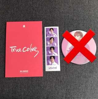 [ WTT ] JBJ true colours ll-ll album