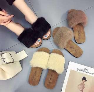 Fluffy Slippers (36-40)