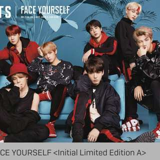 FACE YOURSELF : BTS 3RD JAPANESE ALBUM