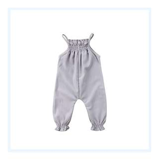 Baby Jumpsuit - Grey