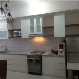 Kitchen Set Finishing Duco 35421 - Rumah Aksen ID