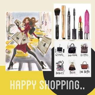 Happy Shopping 💕