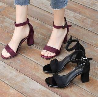 Strap Heels (Many sizes)