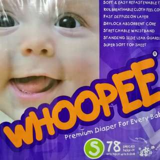 Whoopee Pampers