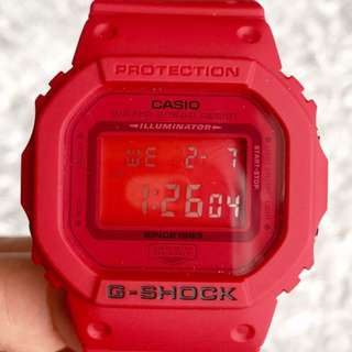 G-Shock Red Out Limited Edition 35th Anniversary