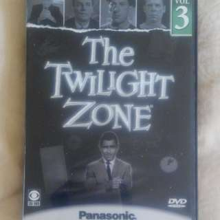 Twilight Zone DVD Volume 3