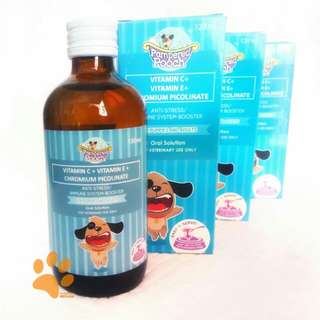 Pampered Pooch Anti Stress/Immune Booster