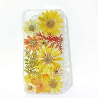 Real Flower Iphone 5/5s Case