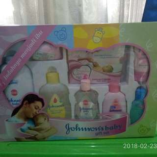 [New] Gift set Johnson's baby