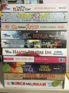 Malay Novel