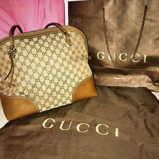 Preloved Gucci Monogram Original