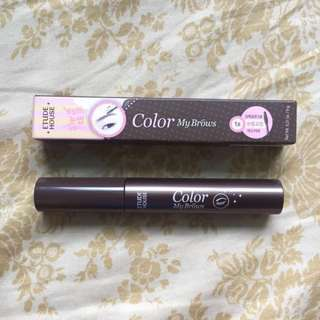 ETUDE HOUSE AUTHENTIC COLOR MY BROWS MAX EYEBROW MAKEUP