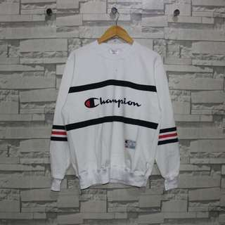 CHAMPION CREWNECK JACKET