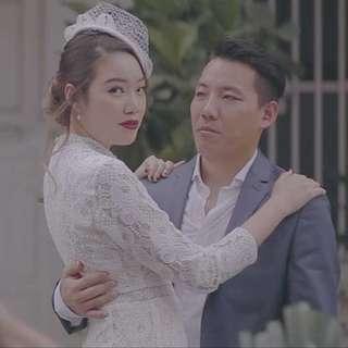 Emotional Wedding Videography + Pre - Wedding + Express Highlights