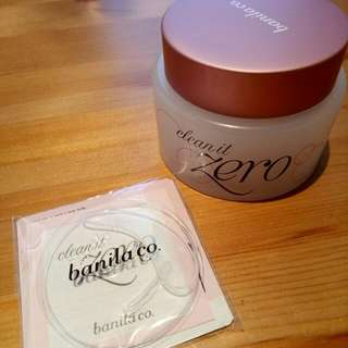 Banilla Co Zero Makeup Remover