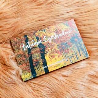 Detail Makeover Eyeshadow Palette (Autumn)